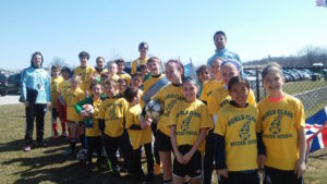 Image of Soccer Camp Players - World Class Soccer School - Pennsylvania